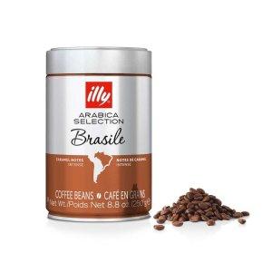 Illy CoffeeArabica Selection Whole Bean Brasile
