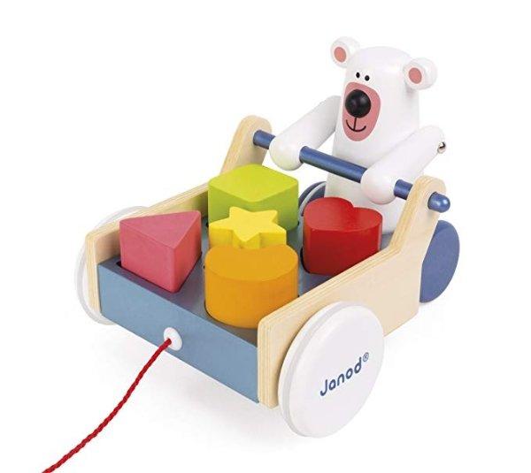 北极熊推车