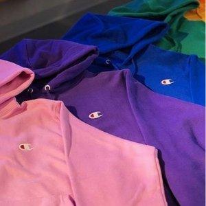 低至6折+无门槛包邮Nordstrom官网 Champion品牌运动卫衣、T恤促销