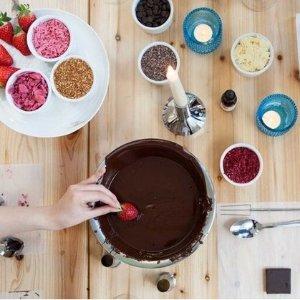 低至6折 伦敦曼城布莱顿三城甜蜜邀约MyChocolate 巧克力制作体验 亲手制作专属的浪漫
