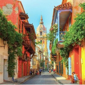 From $4494-Day Vacation in Colombia with Air&Breakfast
