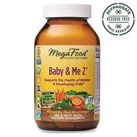 MegaFood 孕前期综合维生素 120粒