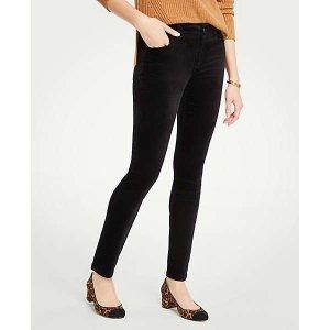 Ann TaylorPetite Skinny Velvet Jeans | Ann Taylor