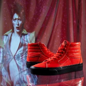 Vans Collaborations With Bowie@ Coggles