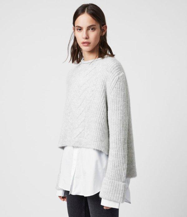 Kalk毛衣