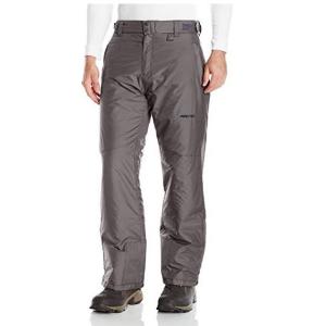 销量冠军 $17.72(原价$65)Arctix 经典款男士雪裤 黑色L码 冬天滑雪必备