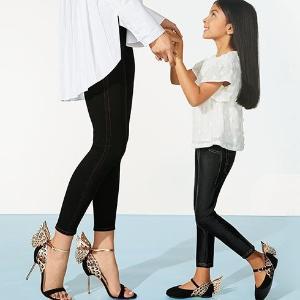 至高减$200 变相7.5折Neiman Marcus 儿童婴儿服饰 鞋履促销,入SW蝴蝶母女鞋