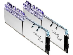 G.SKILL Trident Z Royal 16GB (2 x 8GB) DDR4 3000 C16 Kit