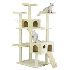 $71 Go Pet Club Cat Tree - 72 in.
