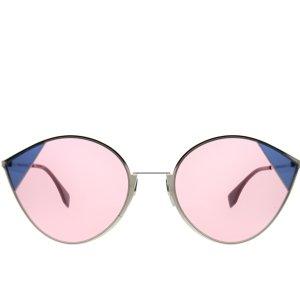 $129Solstice Sunglasses Fendi Cat-Eye Sunglasses Flash Sale