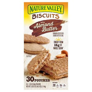 Nature Valley 燕麦饼干