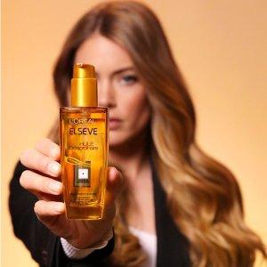 L'Oréal Paris Elvive Extraordinary Oil Deep Nourishing Treatment, 3.4 fl. oz Sale