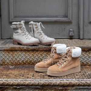 低至$3 马丁靴$9收白菜价:Belk 精选男女美鞋、童鞋热卖,好价反季囤冬靴
