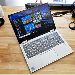 立减$550,4日闪购Lenovo Yoga 720 15'' 触屏全能本,配有触控笔