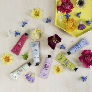 Last Day: 30% Off + Free Shipping+ Hand Care Buy 2 Get 1 FREE @ Crabtree & Evelyn