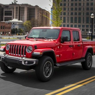 月供仅$143 越野皮卡开回家Jeep Gladiator 超低月供 lease 折扣