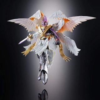 战斗暴龙兽, 神圣天使兽 都参加TAMASHII NATIONS 超进化魂 数码宝贝手办特卖 可变换形态