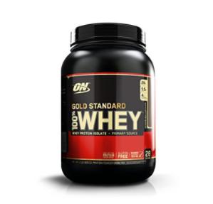 $19.48 限时Optimum Nutrition Gold Standard 100%乳清蛋白粉