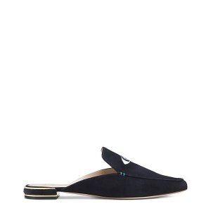Stuart Weitzman黑色穆勒鞋