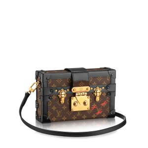 Petite Malle Monogram - HANDBAGS | LOUIS VUITTON ®