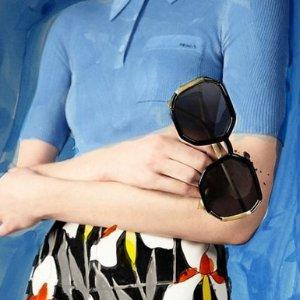$159专场 低至4折Solstice Sunglasses Prada 男女款墨镜大促 $151起