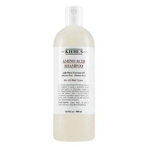 Kiehl's满$75减$15氨基酸洗发水 500ml