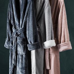 7折起+额外9.5折Adairs 澳洲国民家居品牌 优质睡衣、浴袍系列