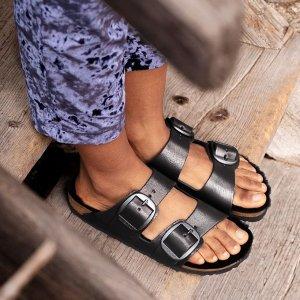 全场8折+再减2欧德货之光:BIRKENSTOCK勃肯 Arizona拖鞋 人手一双的舒适凉拖
