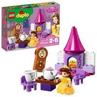 Lego  DUPLO Belle公主的下午茶 10877