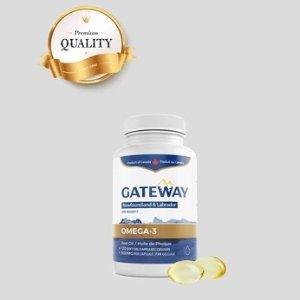 120粒Gateway海豹油omega-3