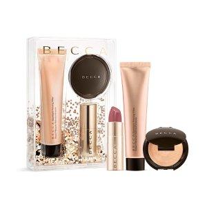 BECCA CosmeticsPrimer, Highlighter & Lip Kit | BECCA Cosmetics
