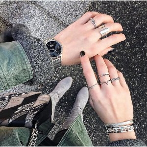 Dealmoon Exclusive! 20% OffOn All Rings @ Astrid & Miyu