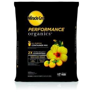 Miracle-Gro 25-Quart Organic Potting Soil Mix