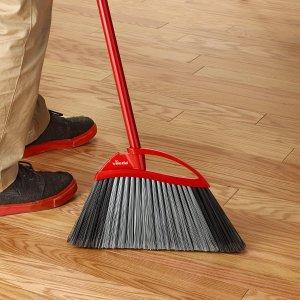 $15.68(原价$19.99)史低价:Vileda 可伸缩笤帚簸箕套装 快来给家里来个大扫除吧