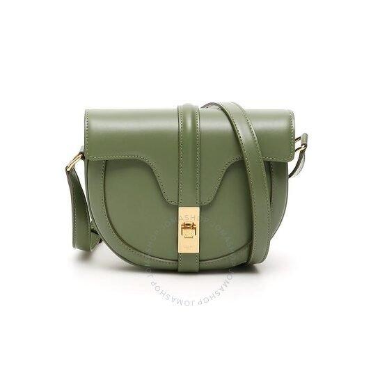 Ladies Green 水墨绿斜挎包