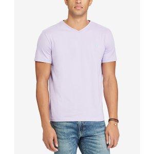 da13277fb Polo Ralph Lauren Men's T-Shirt @ Macy's $14.99 - Dealmoon