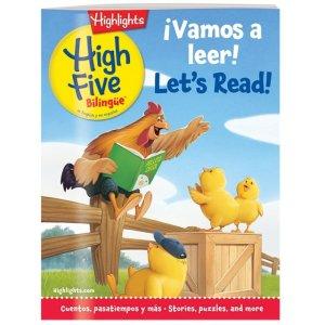 Highlights High Five双语杂志1年