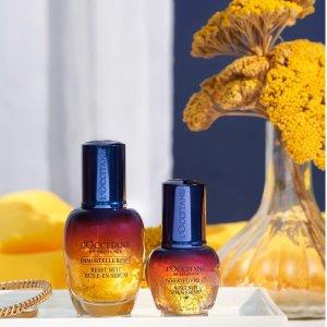 最高减$30 + 低额换购7件套L'occitane 满减热卖 收乳木果护手霜、星光瓶、蜡菊系列