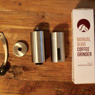 来试一试手摇磨豆机,享受咖啡的乐趣