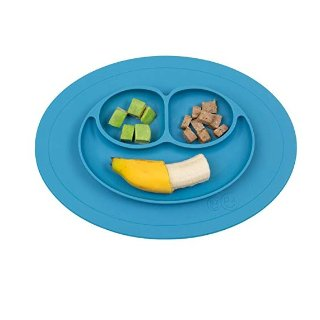 $15.99 (原价$19.99)闪购:ezpz 婴幼儿一体式餐盘垫 两种型号可选 手慢无