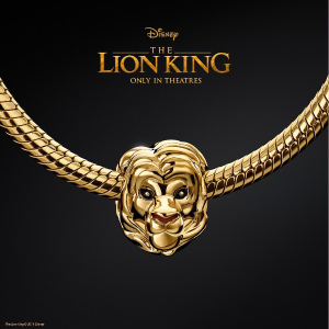 串珠低至£40 手环£70收上新:PANDORA全新狮子王系列首饰发售 辛巴、彭彭、丁满一次戴上手