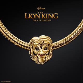 串珠低至£40 手环£70收PANDORA 狮子王系列 辛巴、彭彭、丁满一次戴上手