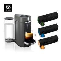 Delonghi 意式胶囊咖啡机+30粒胶囊套装