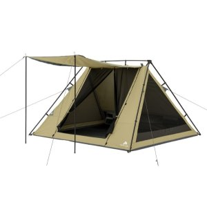 $35Ozark Trail 4 Person A-Frame Tent with Awning