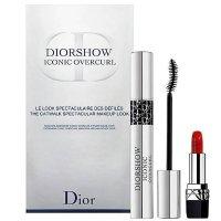 Dior 迷你唇膏+正装睫毛膏套装