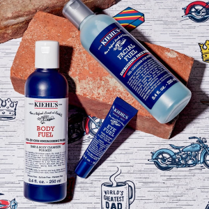 Get $20 offLast Day: with any $65+ Men's Skin Care Purchase @ Kiehl's