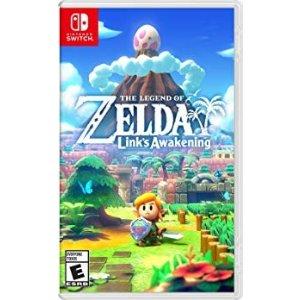 Nintendo塞尔达传说 织梦岛 Switch 实体版
