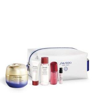 Shiseido悦薇紧致套装 价值$169.2