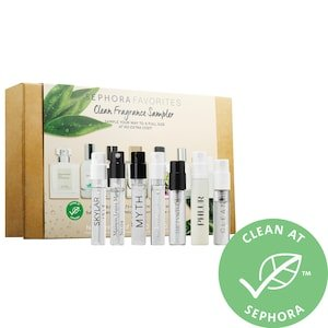 Clean Fragrance Sampler - Sephora Favorites | Sephora