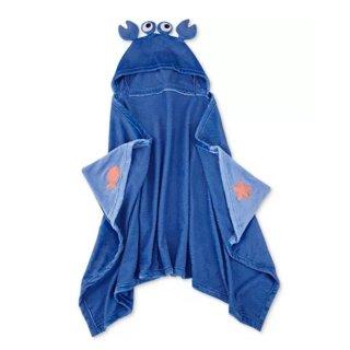 $7.99 起Macy's 超可爱儿童斗篷抱毯 软萌有趣